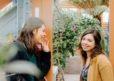 Daniella & Rebecca