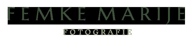 Logo Femke Marije Fotografie